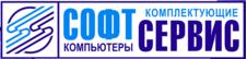 Logo СОФТСЕРВИС