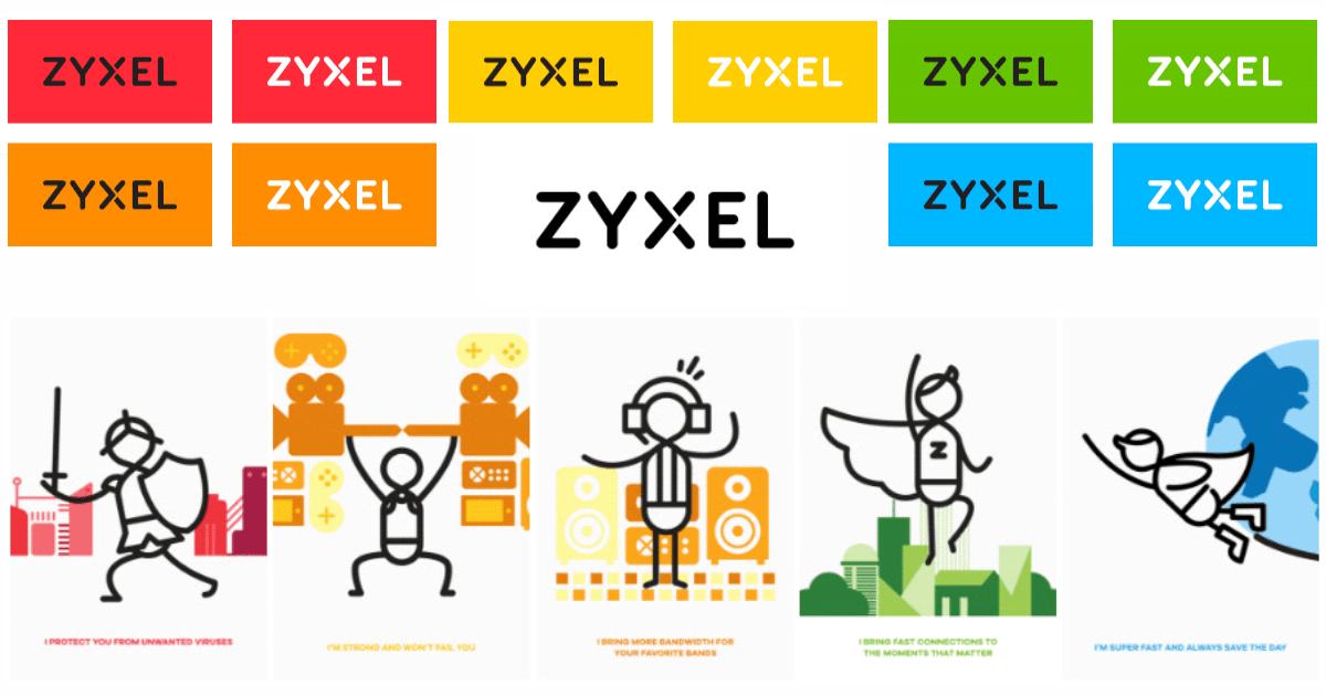 Zyxel – время меняться!